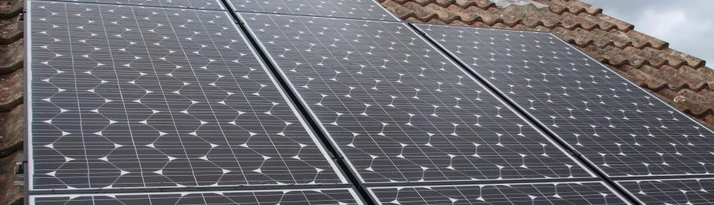 Solar Panel Installation Project